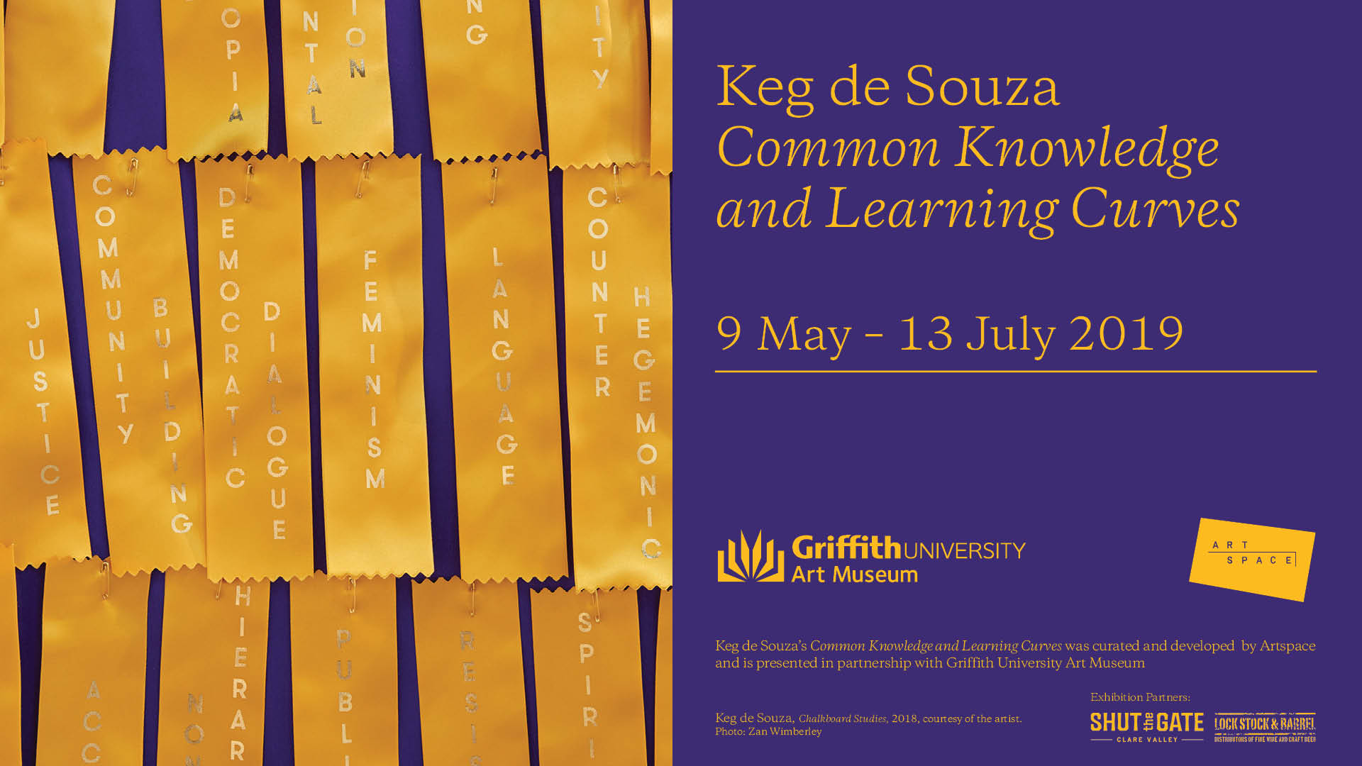 Opening Night Keg de Souza: Common Knowledge and Learning Curves