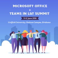 Microsoft Office + Teams Learning and Teaching Summit