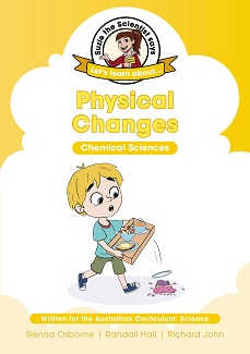 Suzie the Scientist - Physical Changes