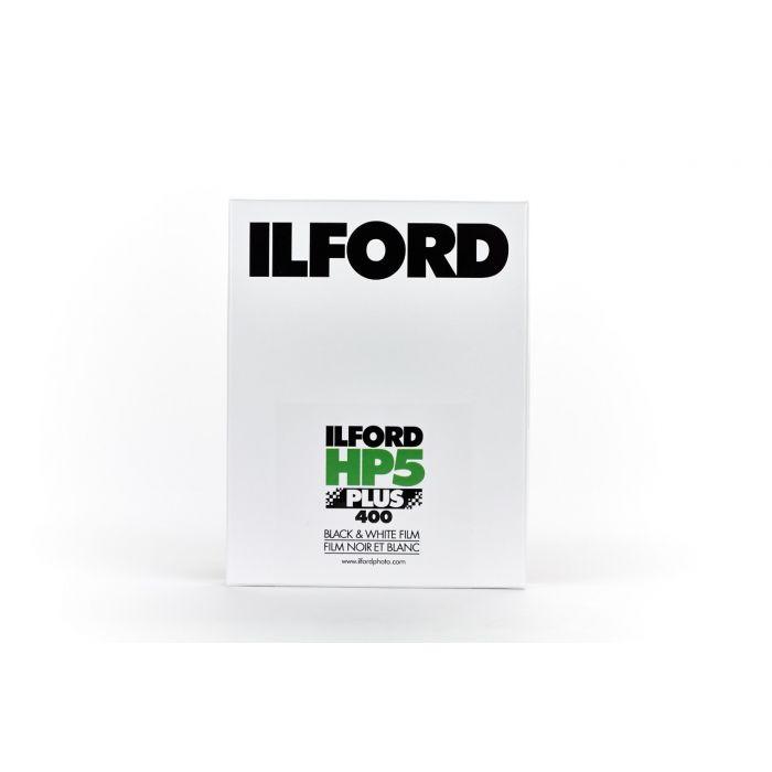 Ilford HP5 Plus sheet film, 5x4