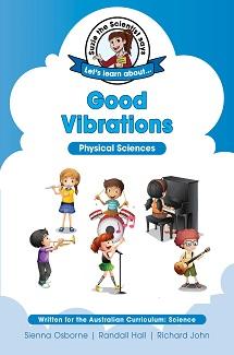 Suzie the Scientist - Good Vibrations