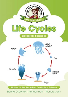 Suzie the Scientist - Life Cycles