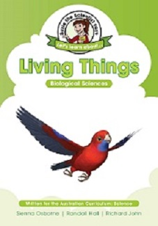 Suzie the Scientist - Living Things