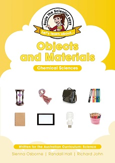 Suzie the Scientist - Objects and Materials