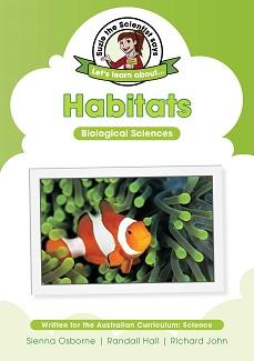 Suzie the Scientist - Habitats