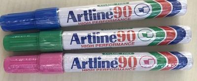 Artline 90 Permanent Marker Assorted Colours - PLU 105905
