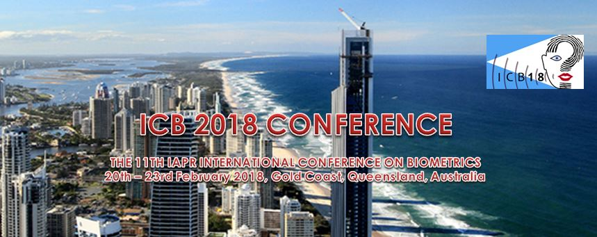 The 11th IAPR International Conference on Biometrics (ICB-2018)