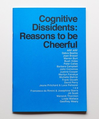Cognitive Dissidents - Reasons to be Cheerful