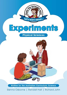 Suzie the Scientist - Experiments