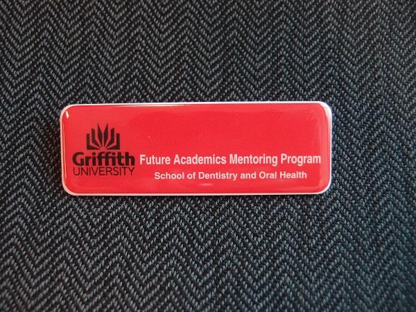 Future Academic Mentoring Program (FAMP) Replacement Name Badge