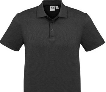 Graduate Diploma of Exercise Science Uniform Shirts / Mens Shadow Polo - Graphite Black