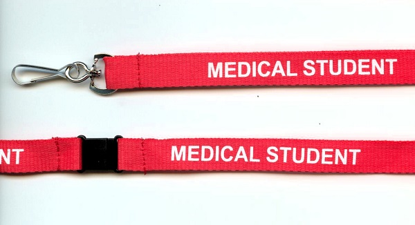 Replacement Medical Student Lanyard