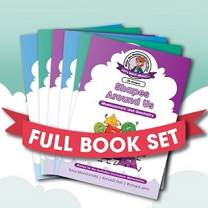 Millie the Mathematician - Full Book Set