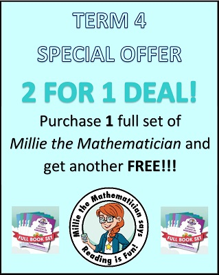 Millie the Mathematician - Term 4 2019 Special Offer