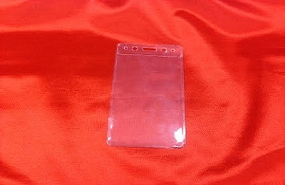 Replacement Plastic ID Card Holder