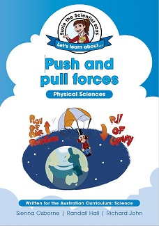 Suzie the Scientist - Push and pull forces