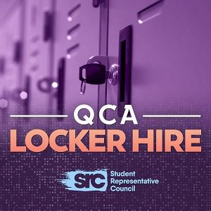 Queensland College of Art Locker Hire 2021