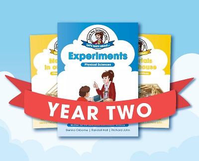 Suzie the Scientist - Year 2