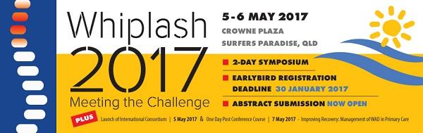 2017 Whiplash : Meeting the Challenge