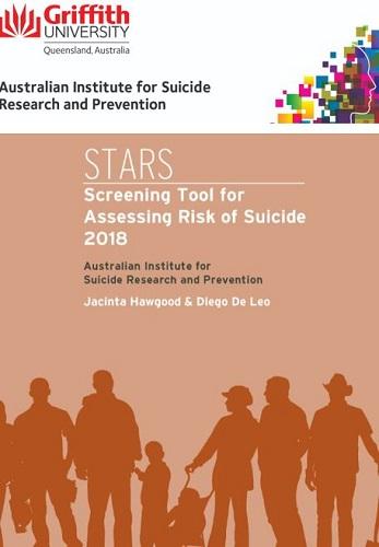 Screening Tool for Assessing Risk of Suicide STARS - Brisbane June 3 - 4, 2021
