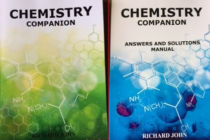 Chemistry Companion Textbook and Solutions Manual - for high school students studying Griffith Chem