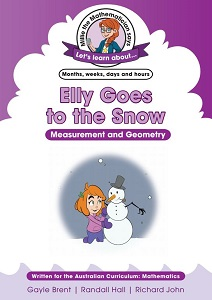 Millie the Mathematician - Elly Goes to the Snow