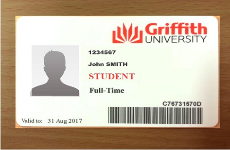 Lost Products Replacement amp; Griffith Services University Card - Student Administration Id