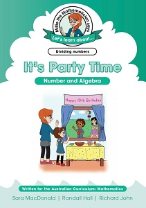 Millie the Mathematician - It's Party Time