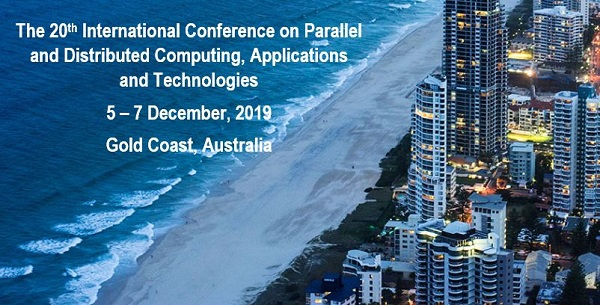 The 20th International Conference on Parallel and Distributed Computing, Applications and Technologies