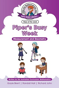 Millie the Mathematician - Piper's Busy Week