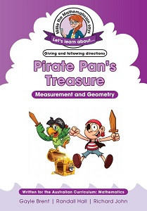 Millie the Mathematician - Pirate Pan's Treasure