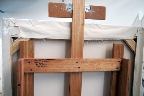 Stretcher Frame Timber Light