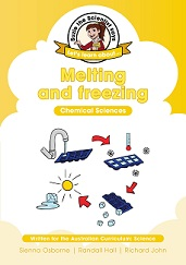 Suzie the Scientist - Melting and freezing