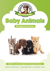 Suzie the Scientist - Baby Animals