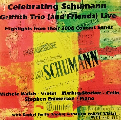 Celebrating Schumann