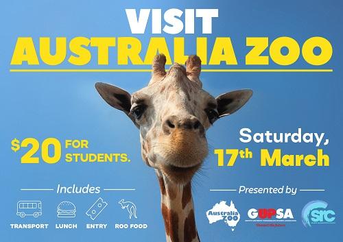 SRC Australia Zoo Trip