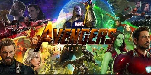SRC Logan Movie Night - Avengers: Infinity War
