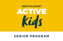 Active Kids Senior Program - Early Bird