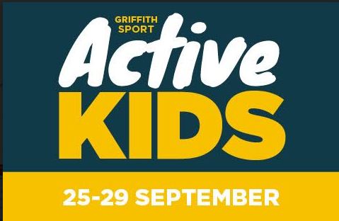 Griffith Sport Active Kids Week Two Sept 2017