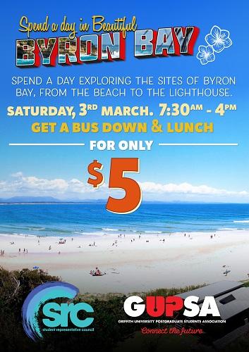 SRC Byron Bay Trip