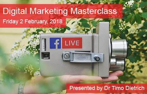 Digital Marketing Masterclass - Brisbane