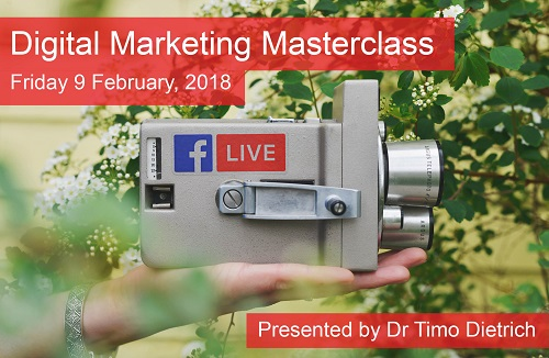 Digital Marketing Masterclass - Gold Coast