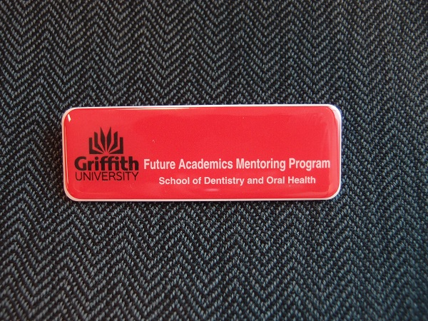 Future Academic Mentoring Program (FAMP) Replacement Name Badge