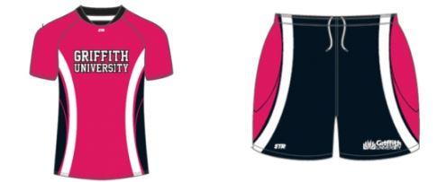 2019 Nationals - Football Uniform