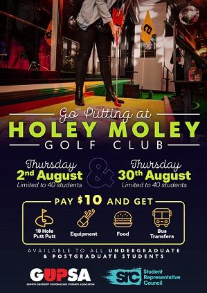Holey Moley Golf