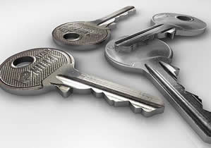 ICT PhD Locker Key G23