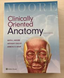 Clinically Orientated Anatomy - PLU105950