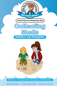 Millie the Mathematician - Collecting Shells