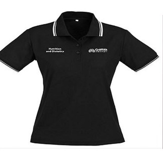 Nutrition and Dietetics Polo Shirts