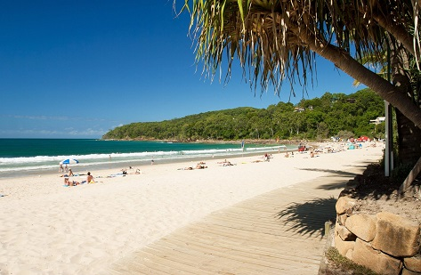 Noosa Day Trip hosted by Griffith Mates  - Leaving Gold Coast Campus